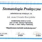 urszula kuczynska certyfikat dentysta 10_2