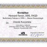 urszula kuczynska certyfikat dentysta 11_2