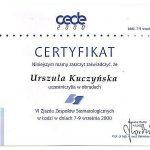 urszula kuczynska certyfikat dentysta 25_2