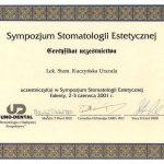 urszula kuczynska certyfikat dentysta 31_2