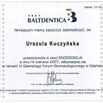 urszula kuczynska certyfikat dentysta 58_2