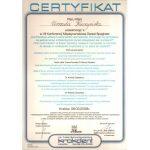 urszula kuczynska certyfikat dentysta77_2