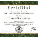 urszula kuczynska certyfikat dentysta78_2