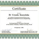 urszula kuczynska certyfikat dentysta80_2