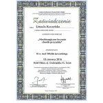 urszula kuczynska dentysta Certyfikat 24