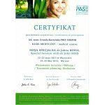 urszula kuczynska dentysta Certyfikat 9