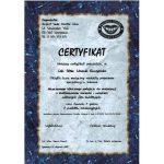 Certyfikat U-K Endodoncja2