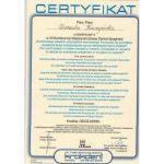Certyfikat U-K Kompozyt czy porcelana