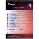 certyfikat dentysta anicert 11