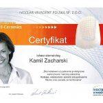 zacharski certyfikat dentysta zachcert 14